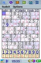 SudoX Sudoku and Kakuro