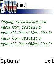Aspicore Ping S60