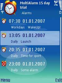 Multi Alarm