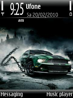 Mustang-monster