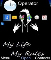 My Rules My Life
