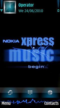 N8 Xpress Music