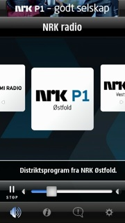NRK Touch Edition