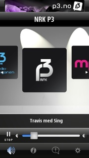 NRK P3 Touch Edition