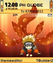 Naruto Kyuubi Chibi