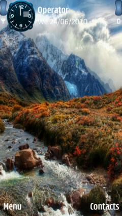 Natural Mountains