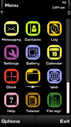 Neon Pop Icons