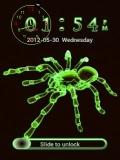 neon spider.....
