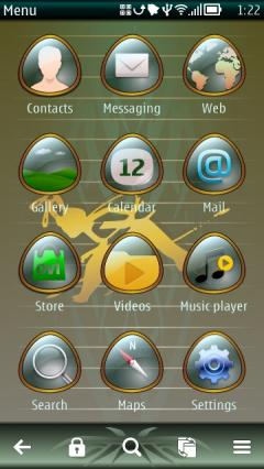 New Icons Hd Neon