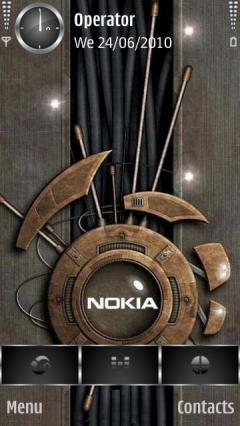 New Nokia Browny