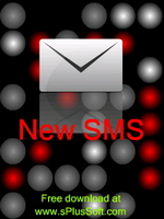 Free New SMS Dot animation
