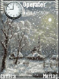 Night Winter 2