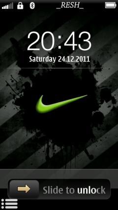 Nike Nokia Slide