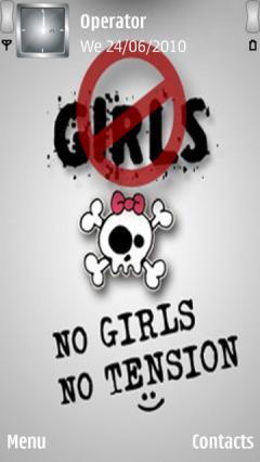 No Girls