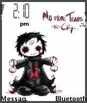 No Tears To Cry