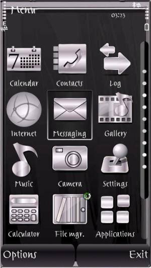 No Wallpaper Today For Nokia N97 Mini Free Download In Themes