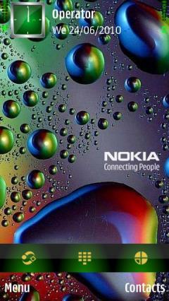 Nokia 3d Water
