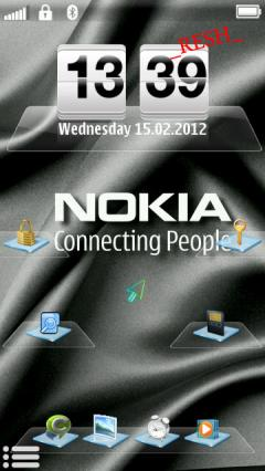 Nokia Belle Black