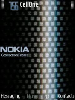 Nokia Black Lines