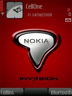 Nokia Invasion