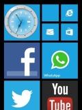 nokia lumia clock