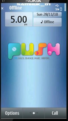 Nokia Push