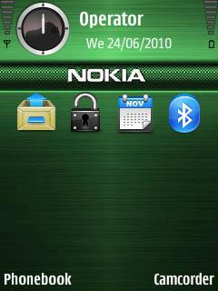 Nokia Simple Green