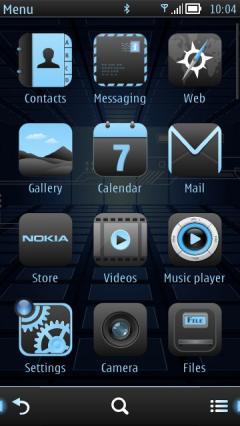Nokia Techno Pro2012