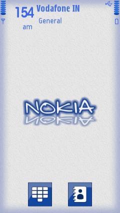 Nokia White