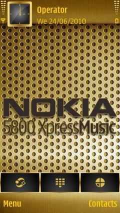 Nokia5800