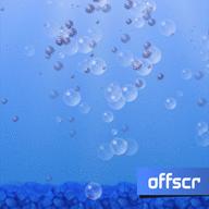 OffScreen Bubbles Touch