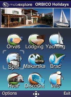 Orbico Dalmatia - Travel Guide