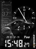 Ownskin Clock