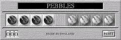 Pebbles on the Move