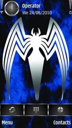 Perfect Blue Venum