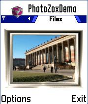 FREE PhotoZox 3D Art Frames - July 2005 bundle 1 plug-in