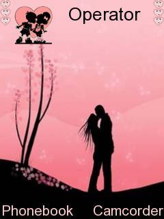 Pink Love Kiss