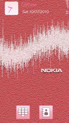 Pink Nokia