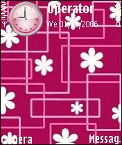 Pink Rectangles