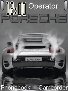 Porshe Smoke