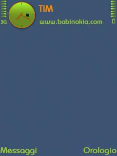 psiColors Theme for Nokia N70/N90