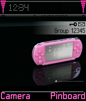 Psp In Pink