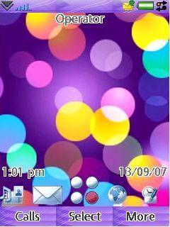 Purple  Bubble