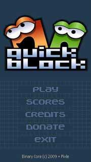 QuickBlock Game