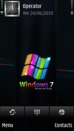 Rainbow Windows7
