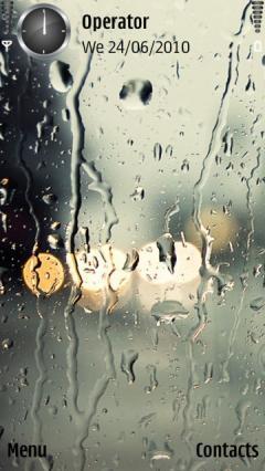 Rainy Mirror