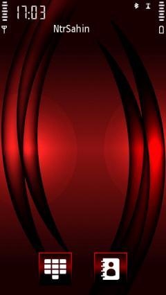 Red Black Waves