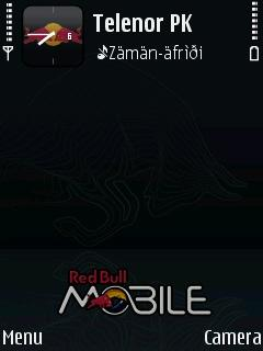 Red Bull Mobile For Samsung I400 Free Download In Themes