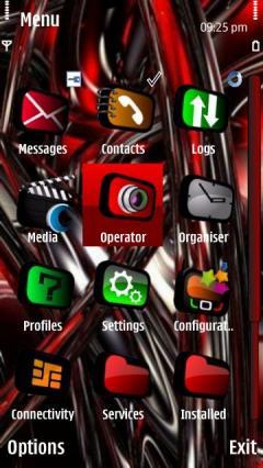 Red Line Nokia