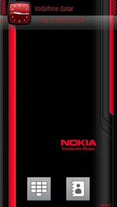 Red Nokia 03